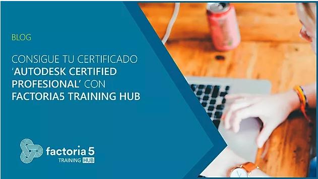 Certificaciones Autodesk