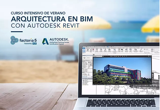 Curso arquitectura en BIM