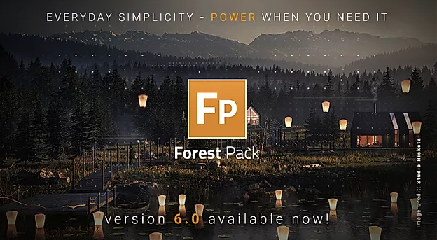 Forest Pack 6