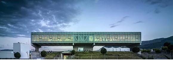Imagen de visualización Arquitectónica realizada por Jesús Granada