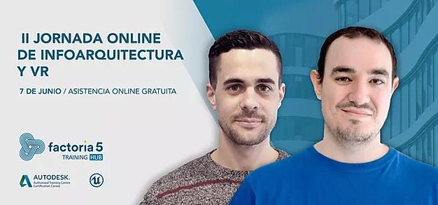 Infoarquitectura y VR, asistencia online gratuita