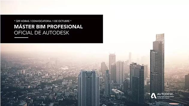 Master BIM profesional autodesk