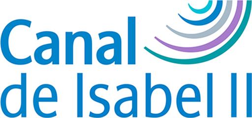 Logotipo de Canal Isabel II, empresa